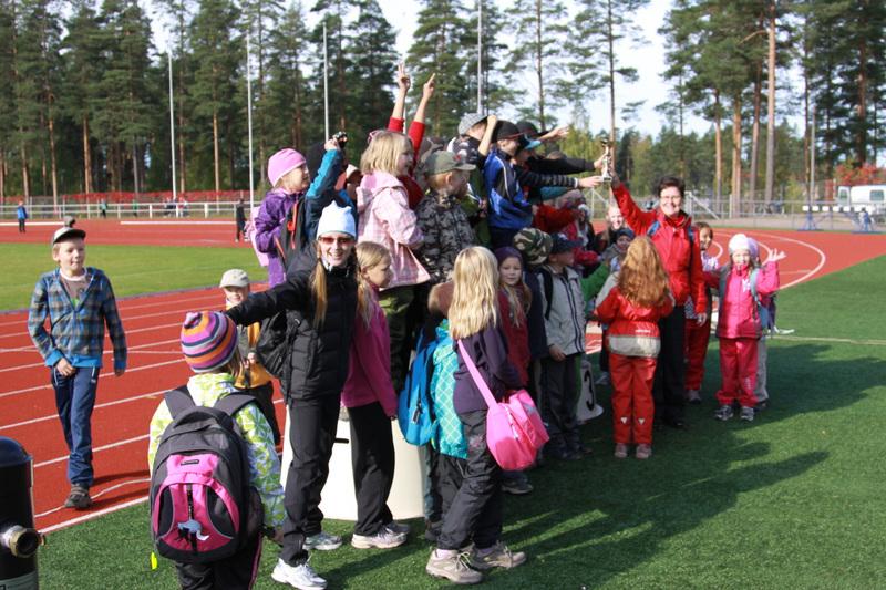 Vuoden 2011 suunnistuskoulu: Virenoja